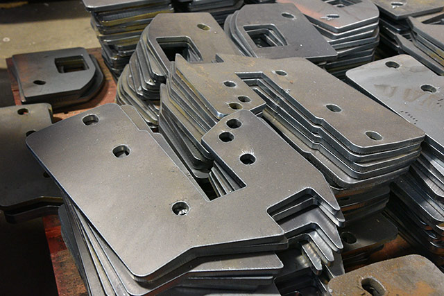 Plasma Cut Parts