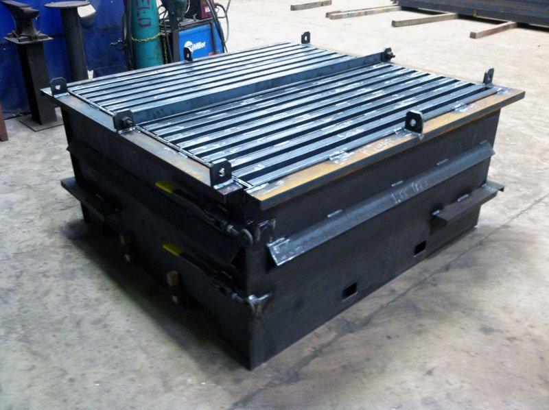 Custom Steel Fabrication Gallery
