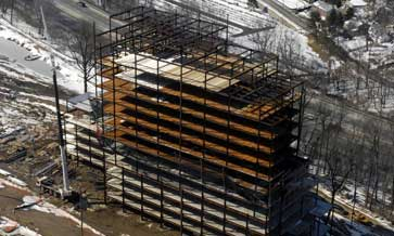 Structural Steel Fabrication Gallery