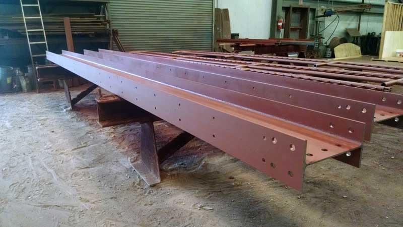 Steel I Beam Headers